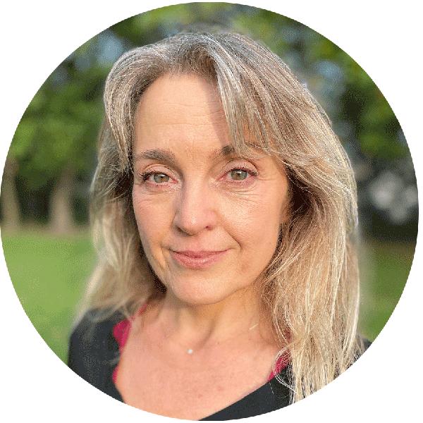 Beata Kaźmierczak nauczyciel yogi